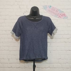 Old Navy | Navy Blue Casual Tshirt Size XS